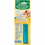 Replacement needle works with Clover Pen Style Needle Felting Tool and Single Needle Felting Tool.