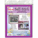"Cuts into any shape. Ideal for: photo albums, scrapbooking, artwork, fabric art, paper art, needlework, posters, presentations. Acid free to protect photos from discolouring. Hi-tack. Mounts smooth and wrinkle free. Does not require glue. Repositionable. 8"" x 10""."