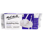 This versatile product is great for many crafting projects. Air Hardening Modelling Clay does not need to be heated is suited. This clay hardens at normal room temperature, dries in around 24hrs to earthenware hardness (depending on thickness). This heavy bodied clay is pliable after kneading, and because it is slow drying you can take your time forming it into your desired design.